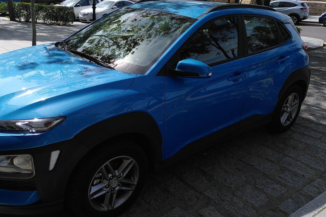 Alquiler barato de Hyundai Kona cerca de 45002 Toledo.