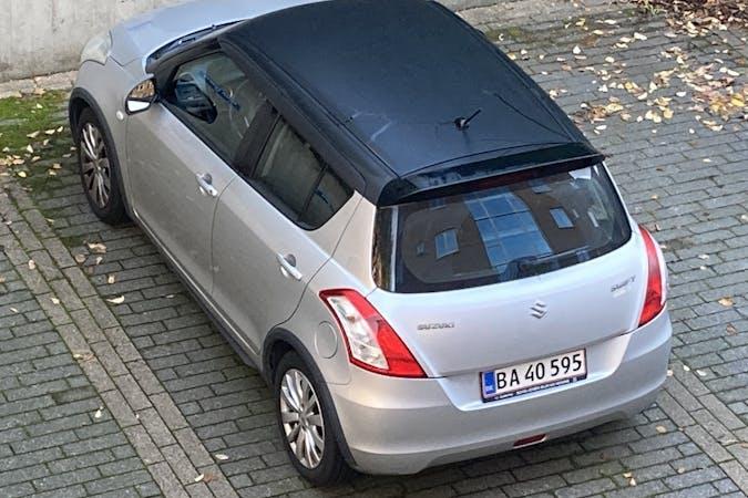 Billig billeje af Suzuki Swift nær 8000 Aarhus.