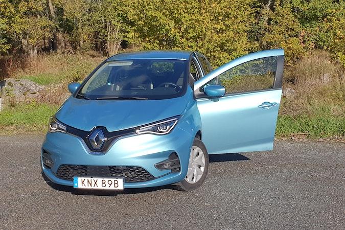 Billig biluthyrning av Renault Zoe i närheten av 118 51 Södermalm.
