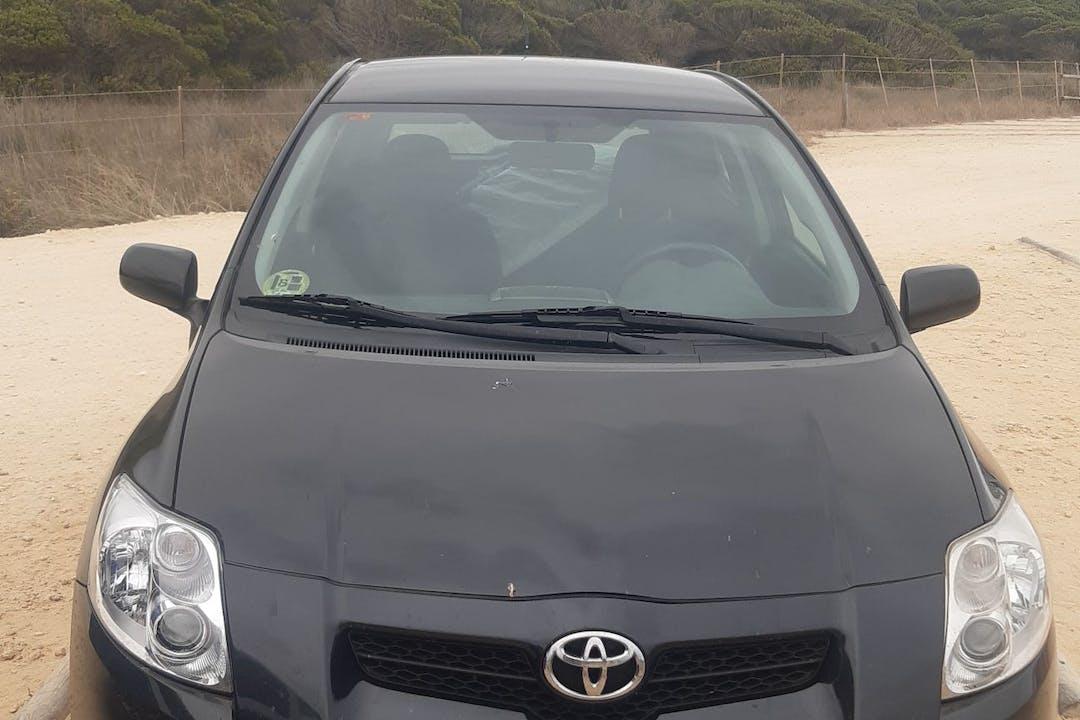 Alquiler barato de Toyota Auris cerca de 28039 Madrid.