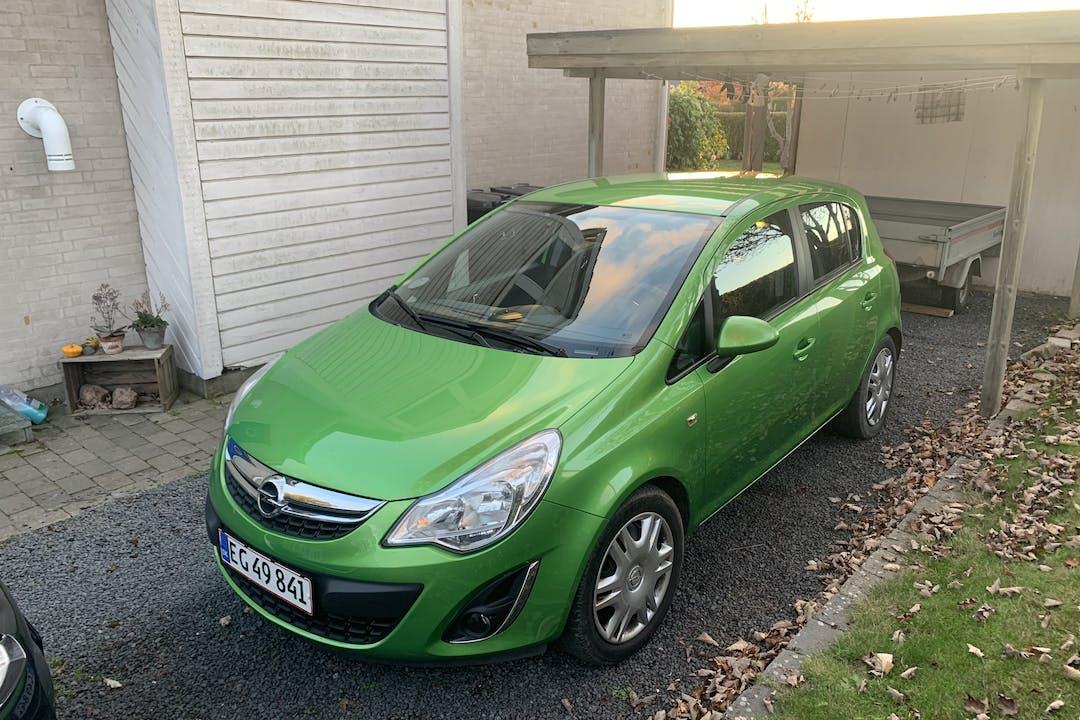 Billig billeje af Opel Corsa nær 5771 Stenstrup.
