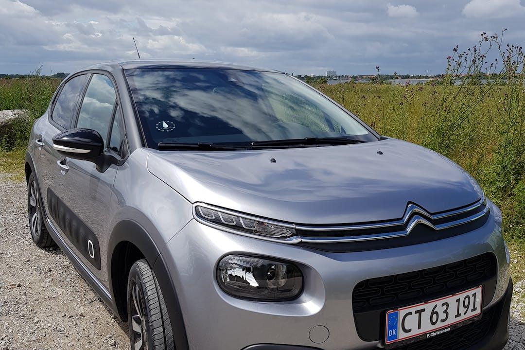 Billig billeje af Citroën C3 nær 2300 København.