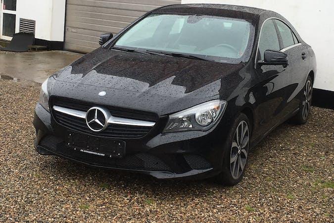 Billig billeje af Mercedes CLA nær 6700 Esbjerg.