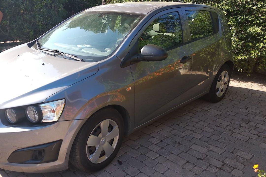 Alquiler barato de Chevrolet-Gm Aveo cerca de 21004 Huelva.