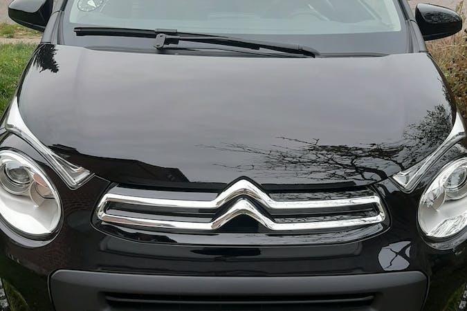 Billig billeje af Citroën C1 nær 2500 København.