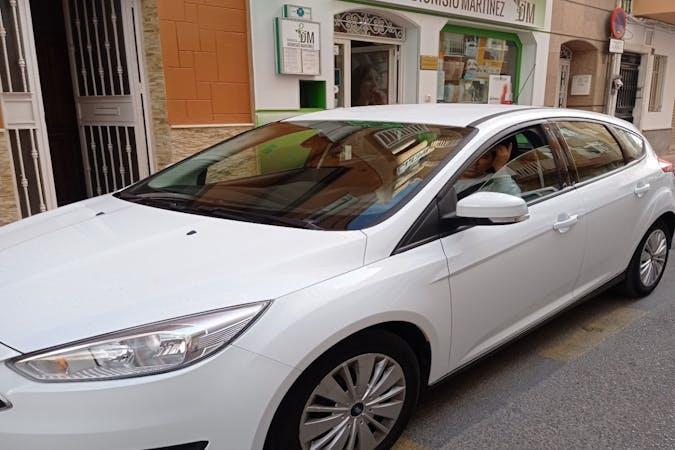 Alquiler barato de Ford Focus cerca de 04007 Almería.