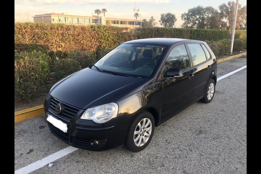 Alquiler barato de Volkswagen Polo cerca de 46023 València.