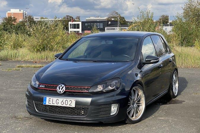Billig biluthyrning av Volkswagen Golf i närheten av 312 30 .