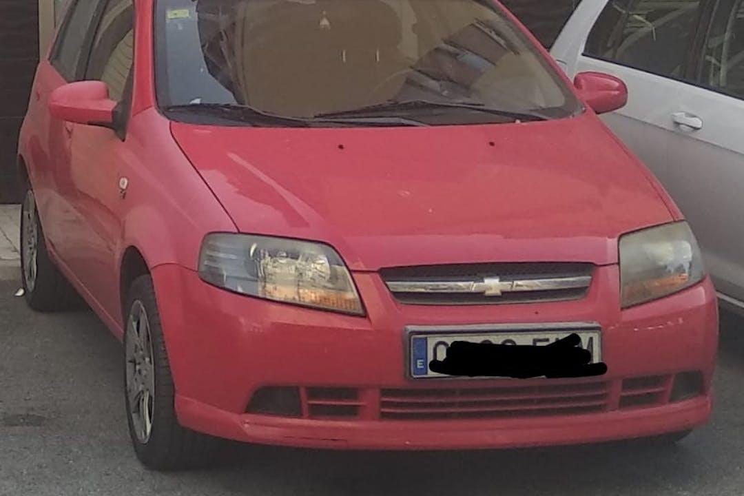 Alquiler barato de Chevrolet-Gm Kalos cerca de 29004 Málaga.