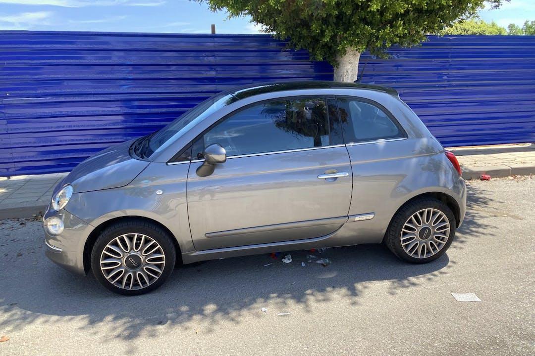 Alquiler barato de Fiat 500 cerca de 18004 Granada.