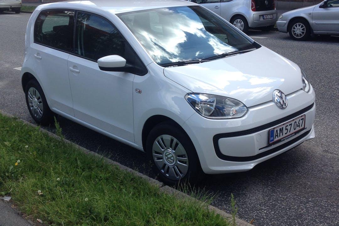 Billig billeje af Volkswagen UP! nær 8543 Hornslet.