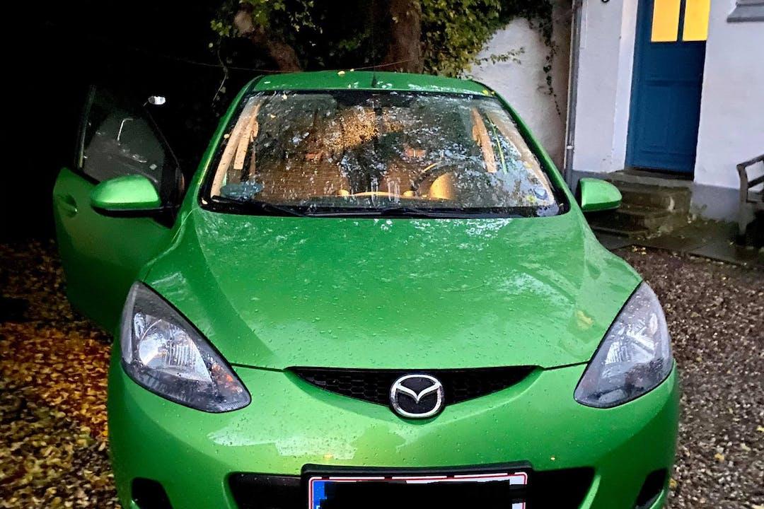 Billig billeje af Mazda 2 nær 8400 Ebeltoft.