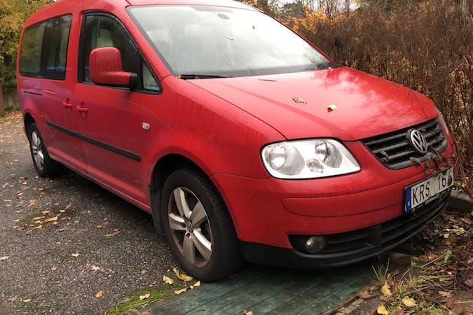 Billig biluthyrning av Volkswagen Caddy i närheten av 141 41 Stuvsta-Snättringe.