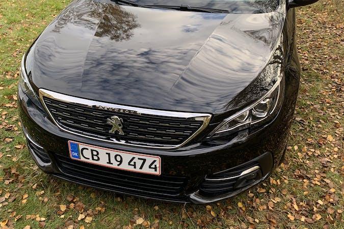 Billig billeje af Peugeot 308 nær 2100 København.