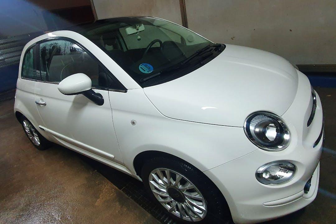Alquiler barato de Fiat 500 cerca de 08241 Manresa.