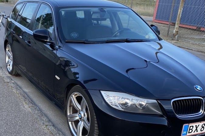 Billig billeje af BMW 3 Series nær 2300 København.