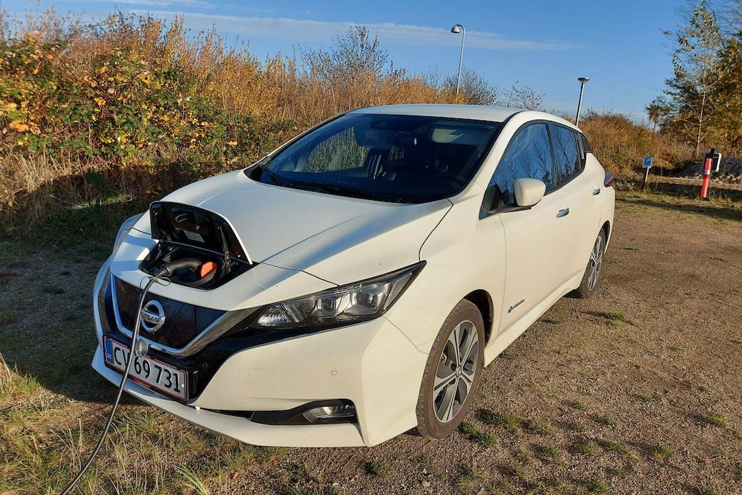 Billig billeje af Nissan LEAF nær 4653 Karise.