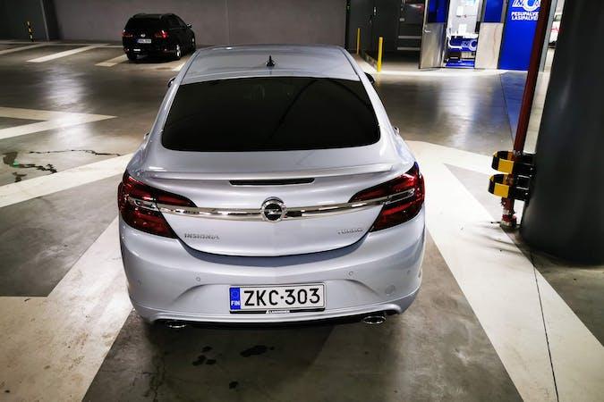 Opel Insignian halpa vuokraus GPSn kanssa lähellä 00540 Helsinki.