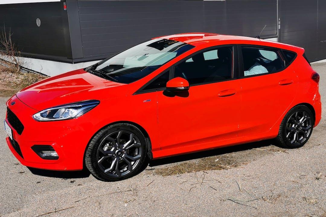Ford Fiestan lalpa vuokraus lähellä 02940 Espoo.