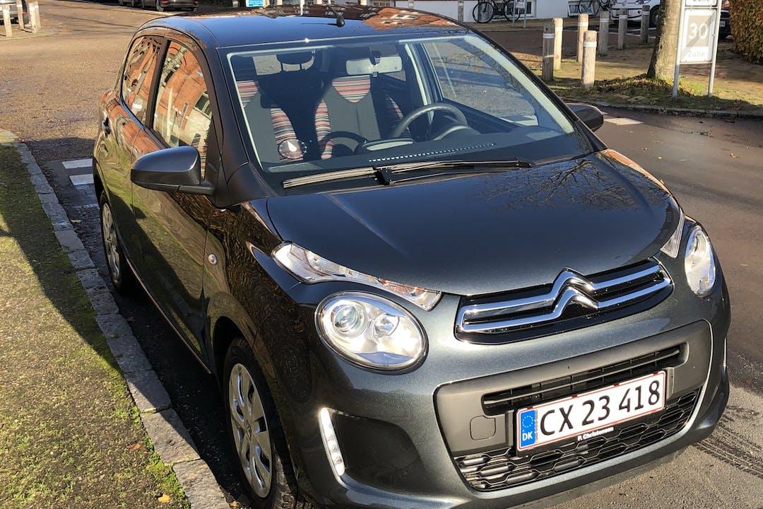 Billig billeje af Citroën C1 med Isofix beslag nær 5750 Ringe.