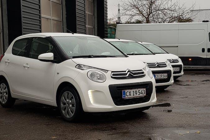 Billig billeje af Citroën C1 med GPS nær 3650 Ølstykke.