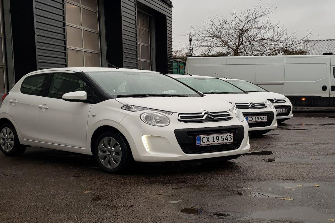 Billig billeje af Citroën C1 nær 3650 Ølstykke.