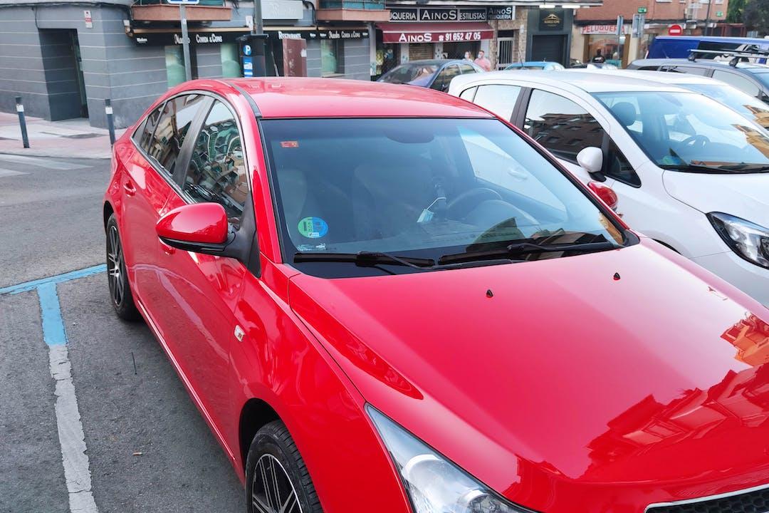 Alquiler barato de Chevrolet-Gm Cruze cerca de 28100 Alcobendas.