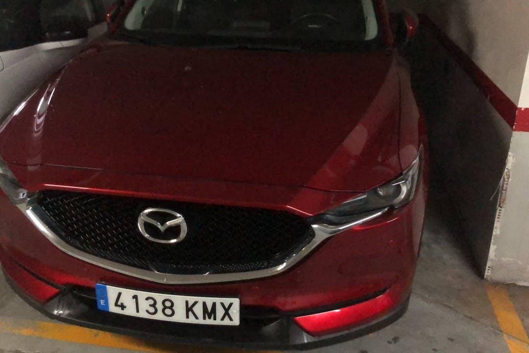 Alquiler barato de Mazda Cx-5 Style 2.0 165 con equipamiento GPS cerca de 15009 A Coruña.