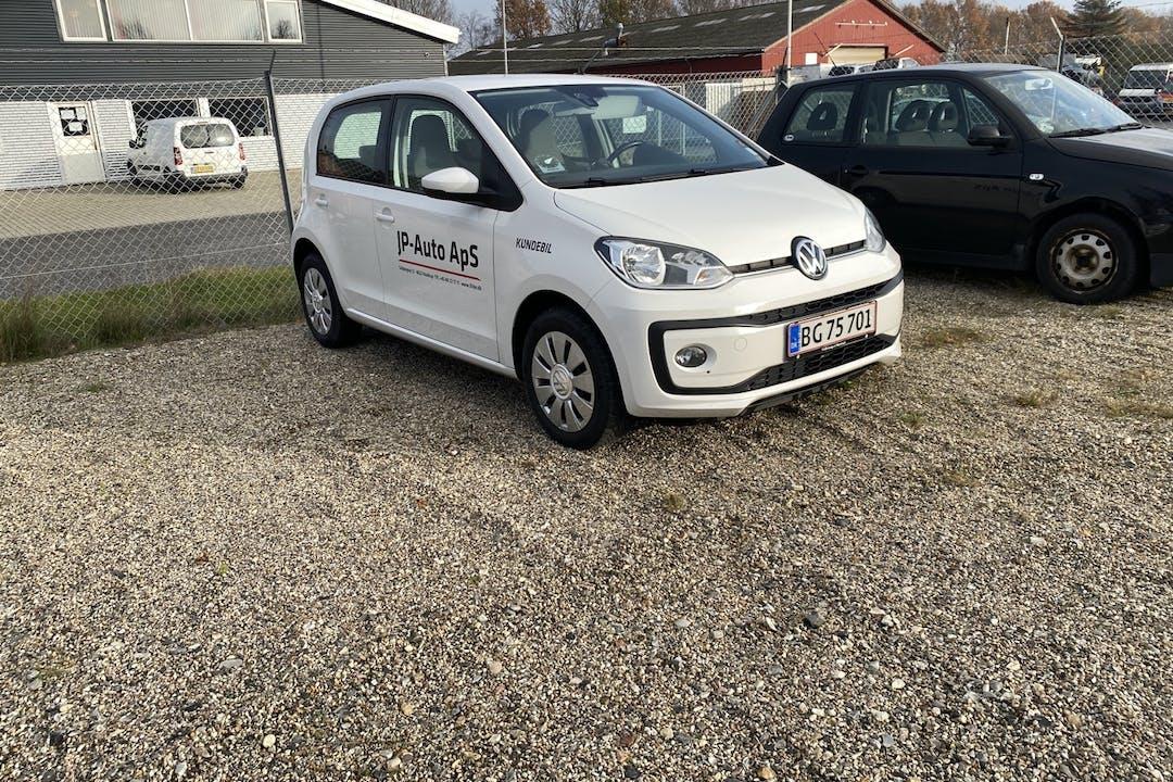 Billig billeje af Volkswagen UP! nær 4622 Havdrup.