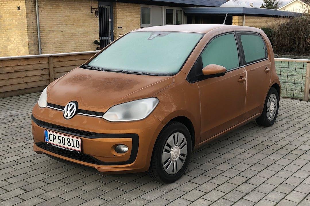 Billig billeje af Volkswagen UP! nær 9430 Vadum.