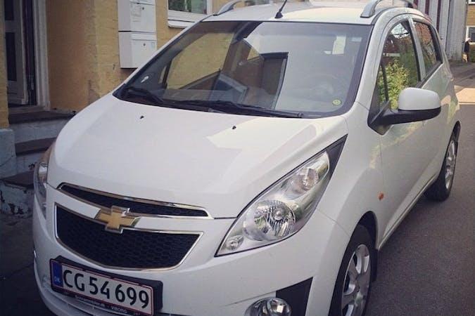 Billig billeje af Chevrolet Spark nær 8240 Risskov.