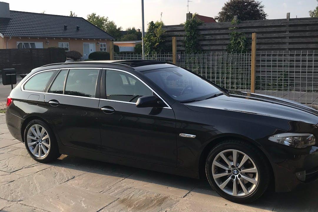 Billig billeje af BMW 5 Series nær 2600 Glostrup.