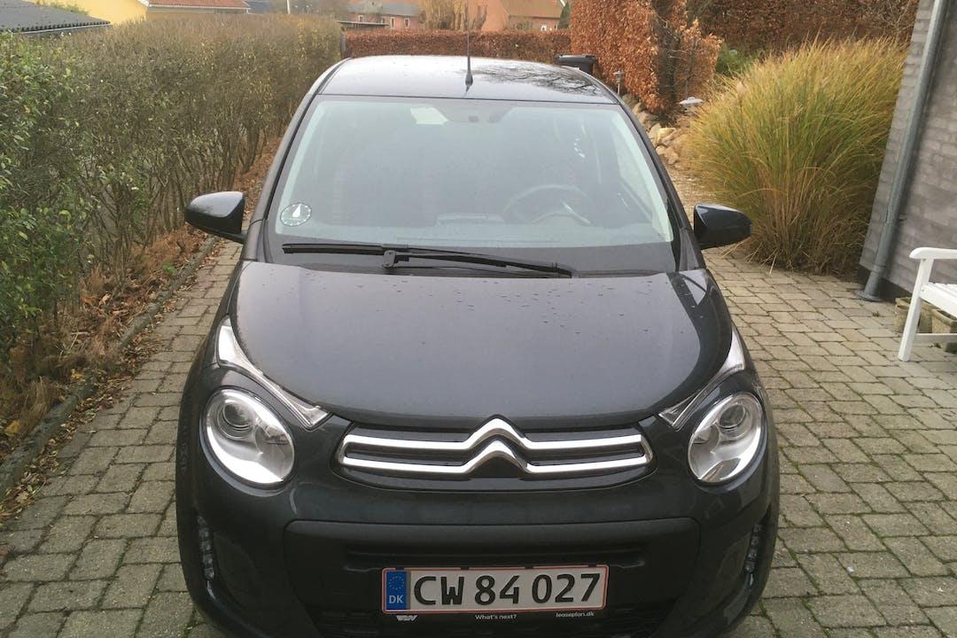 Billig billeje af Citroën C1 nær 8870 Langå.