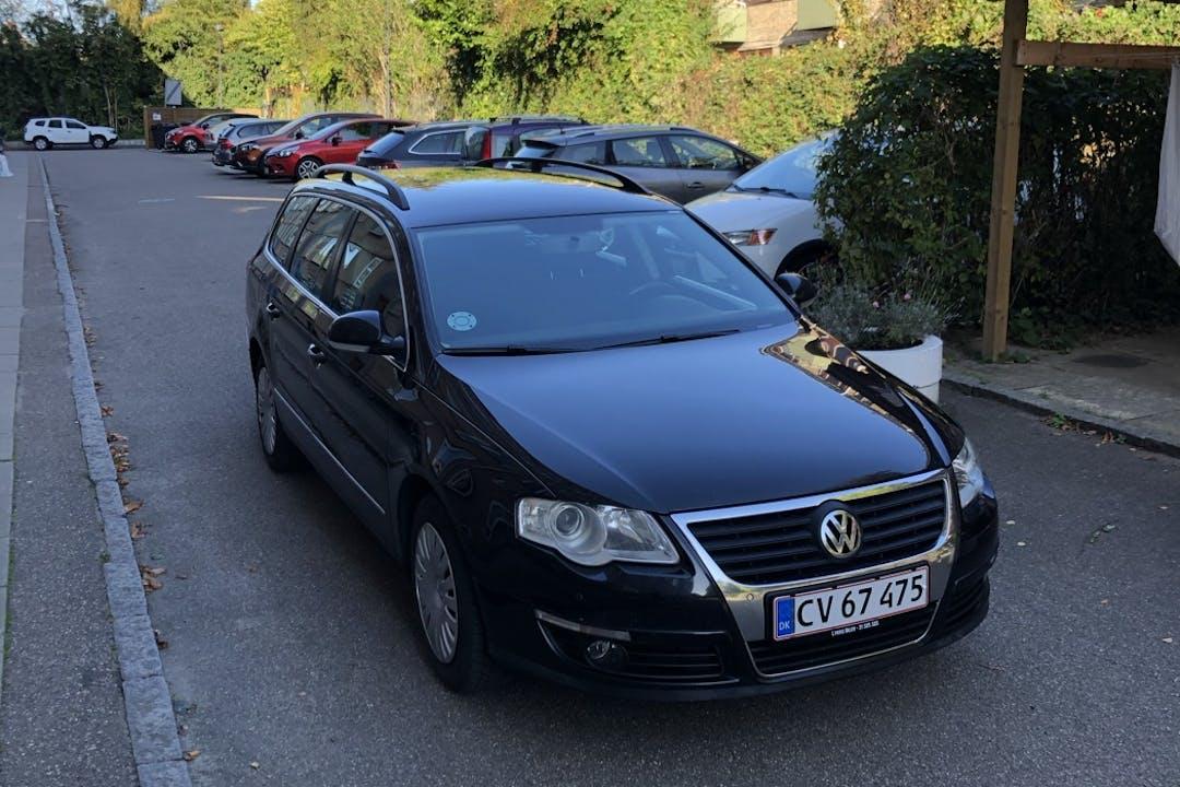 Billig billeje af Volkswagen Passat nær 2870 Dyssegård.