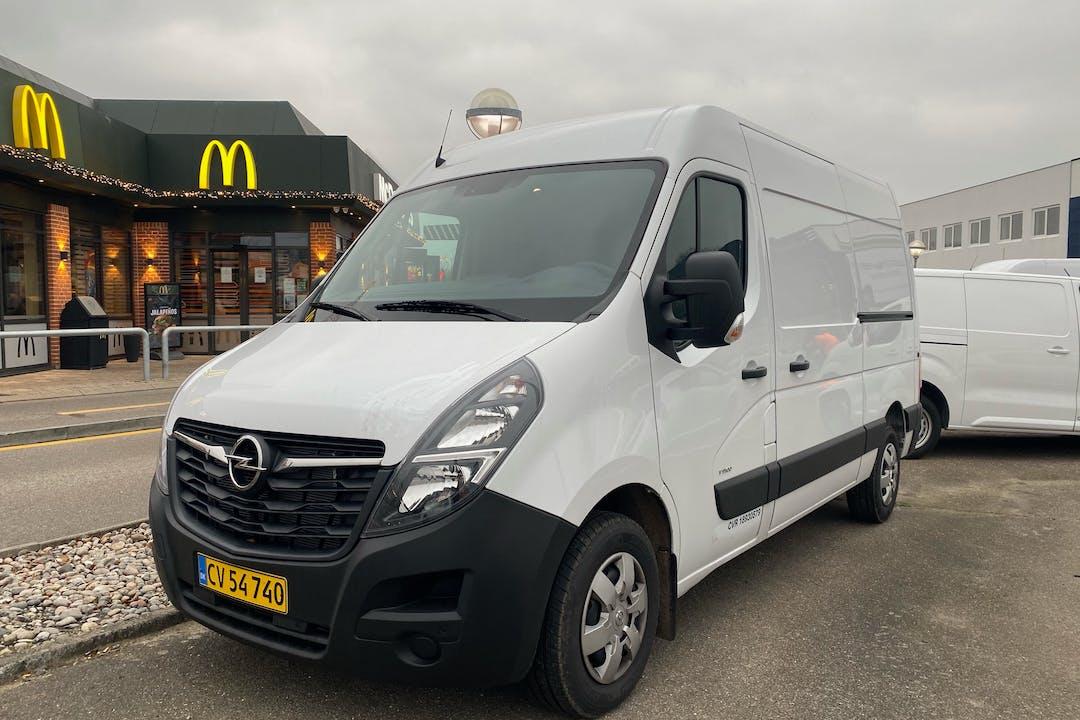Billig billeje af Opel Movano nær 3460 Birkerød.