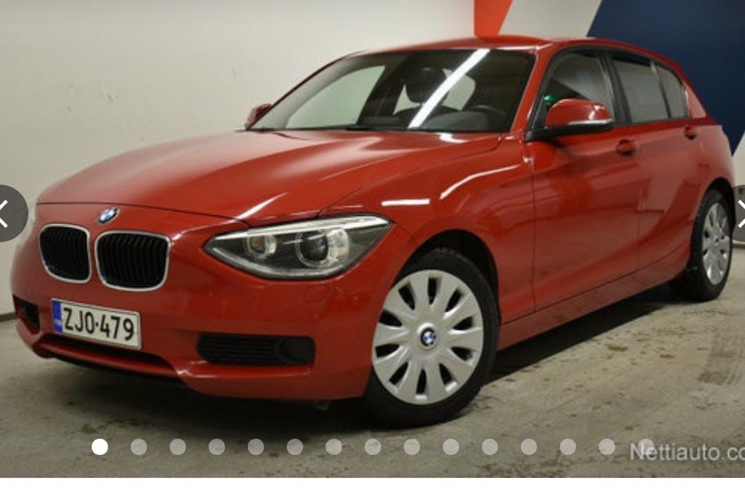 BMW 1 Seriesn lalpa vuokraus lähellä 40930 .