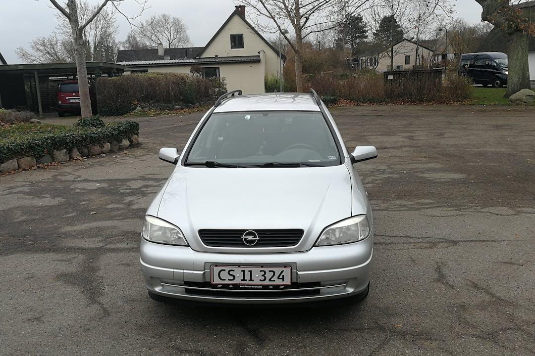 Billig billeje af Opel Astra nær 4000 Roskilde.