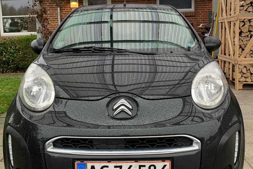Billig billeje af Citroën C1 nær 8000 Aarhus.