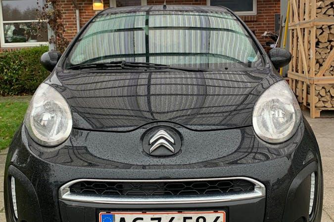 Billig billeje af Citroën C1 nær 6000 Kolding.