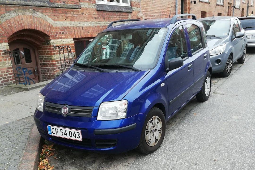 Billig billeje af Fiat Panda nær 8000 Aarhus.