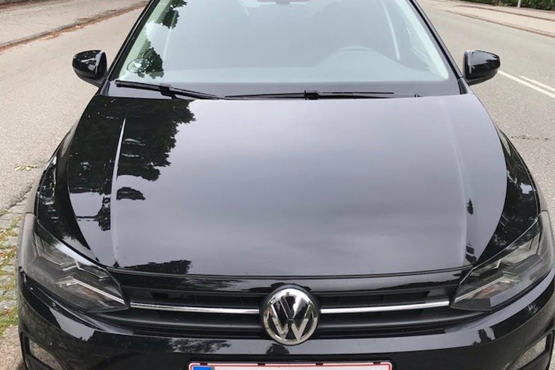 Billig billeje af Volkswagen Polo med Isofix beslag nær 8230 Aarhus.