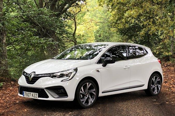 Alquiler barato de Renault Clio HB con equipamiento Fijaciones Isofix cerca de 28033 Madrid.