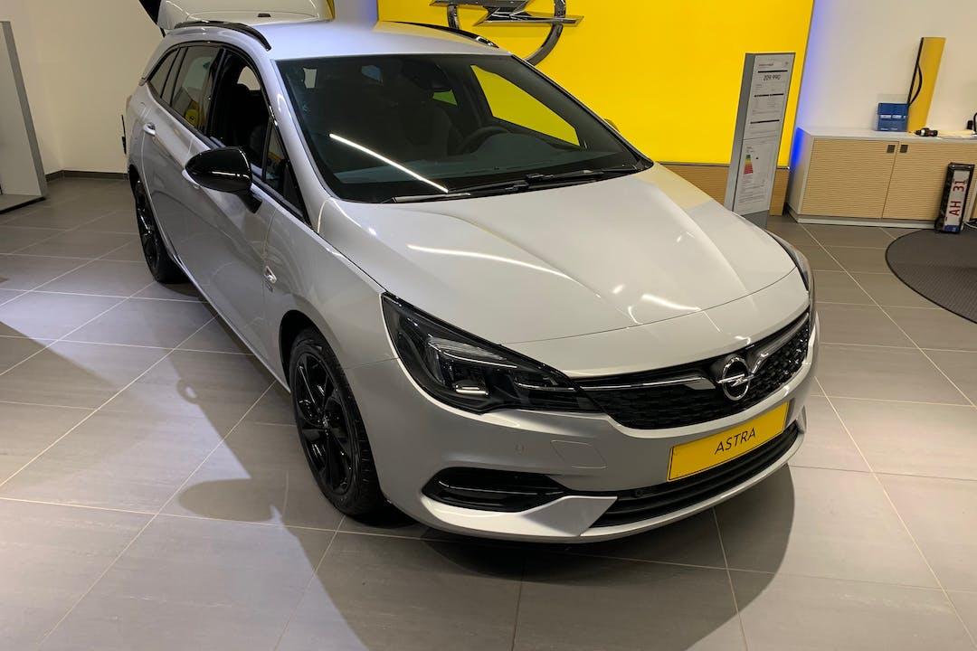 Billig billeje af Opel Astra ST nær 3460 Birkerød.