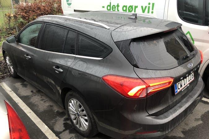 Billig billeje af Ford Focus nær 2450 København.