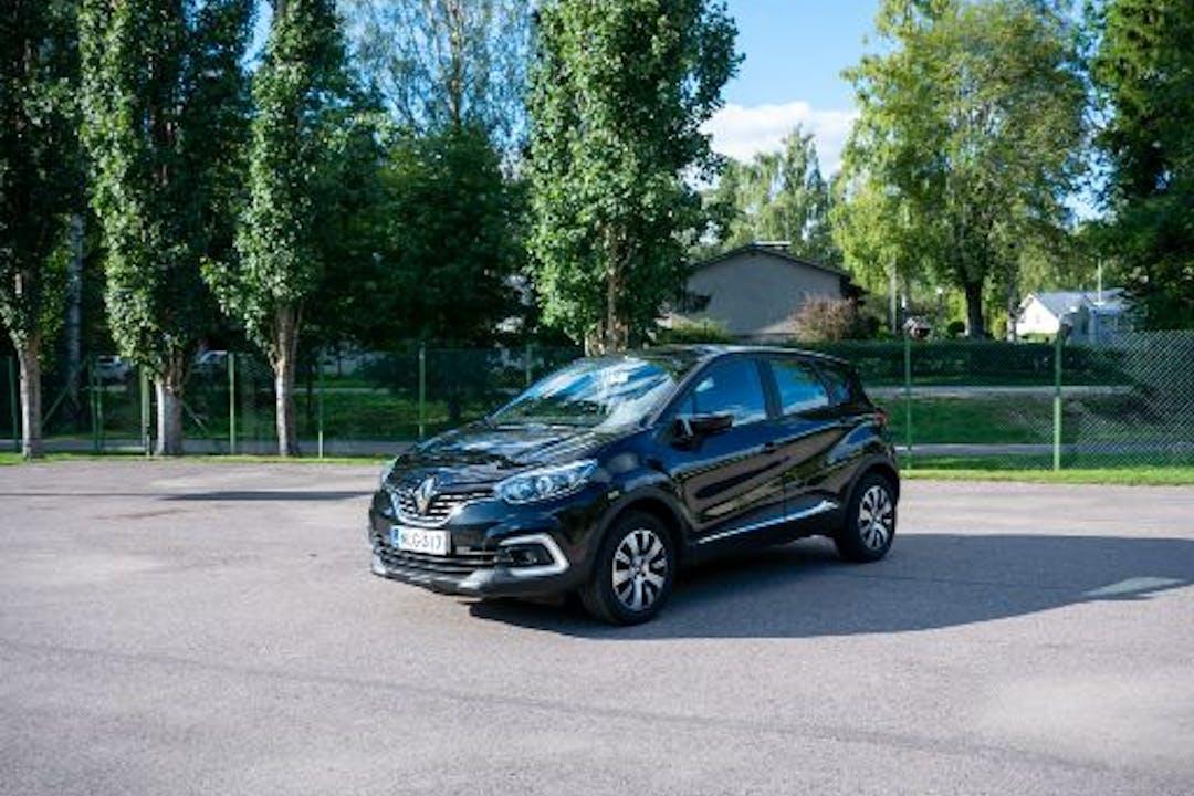Renault Capturn halpa vuokraus GPSn kanssa lähellä 01620 Vantaa.
