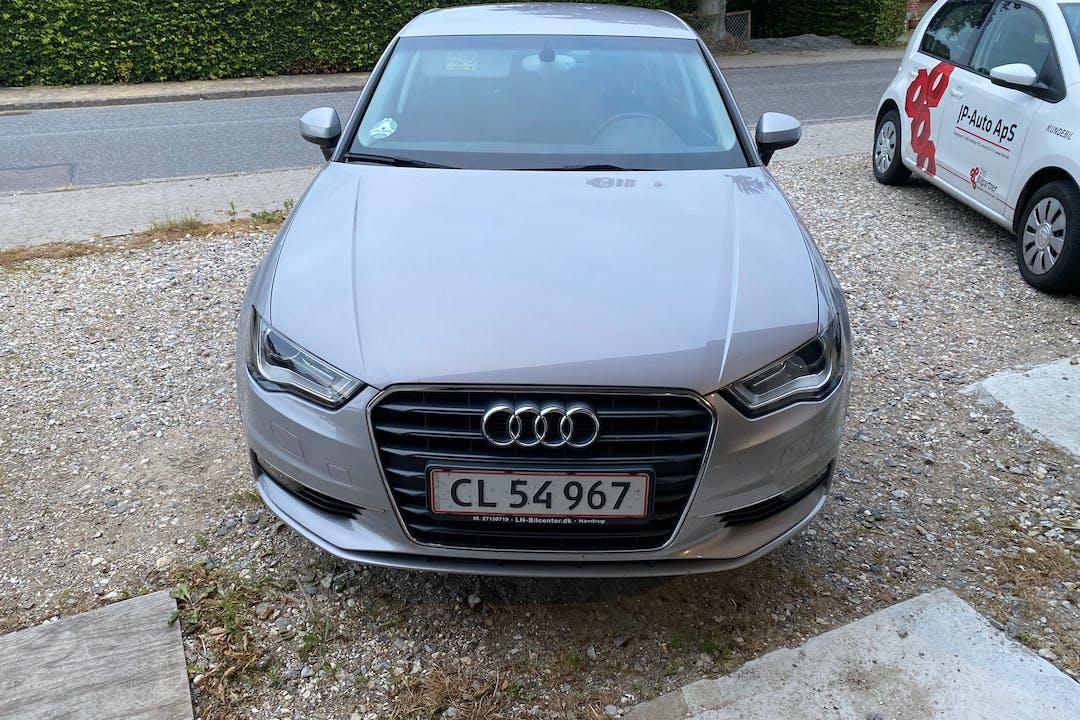 Billig billeje af Audi A3 med Isofix beslag nær 4622 Havdrup.