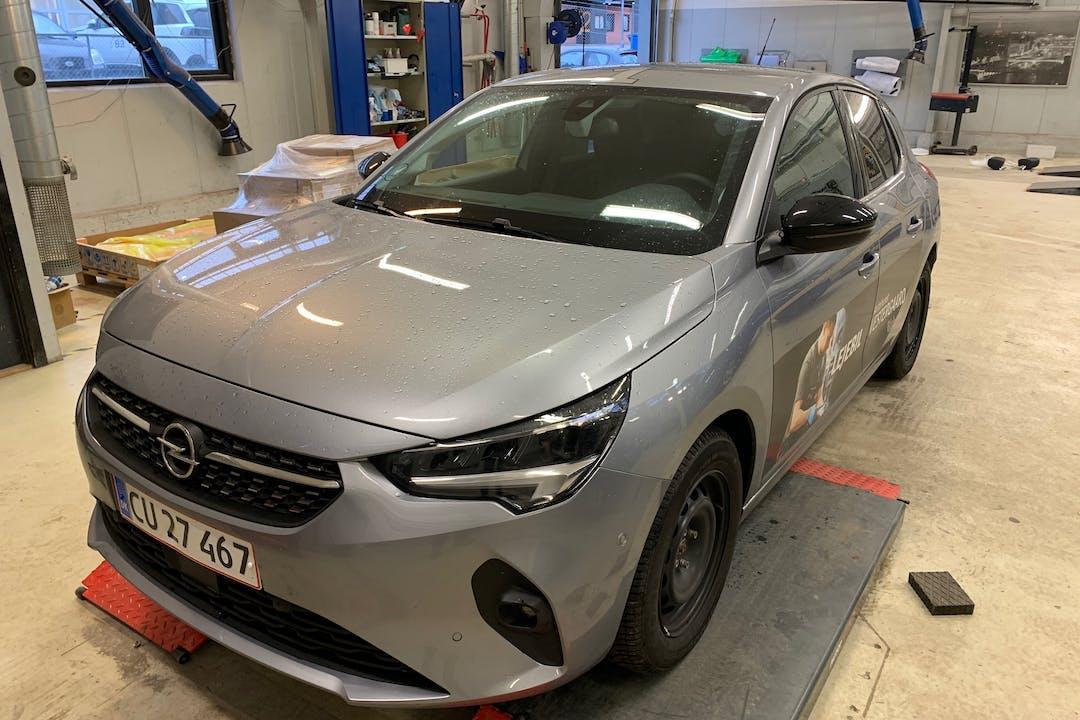 Billig billeje af Opel Corsa nær 3460 Birkerød.