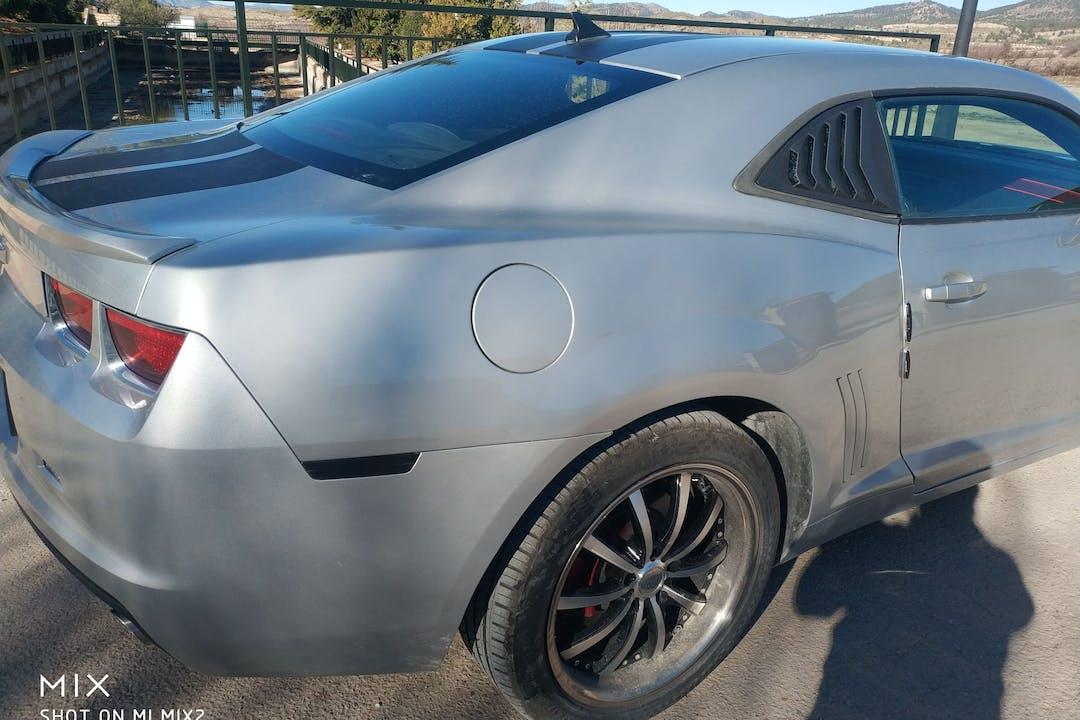Alquiler barato de Chevrolet-Gm Camaro con equipamiento GPS cerca de 30812 Coy.