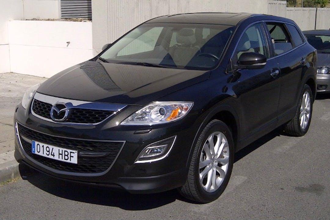 Alquiler barato de Mazda CX-9 con equipamiento Fijaciones Isofix cerca de 28342 Valdemoro.