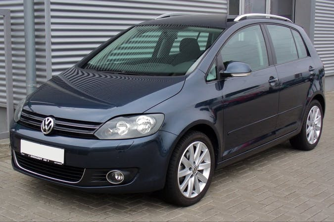 Billig billeje af Volkswagen Golf Plus med Isofix beslag nær 8000 Aarhus.